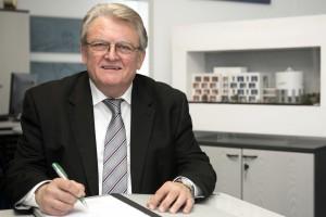 Dr. Gerd Bauer, Direktor LMS