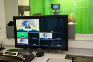 TV-Studio der LMS