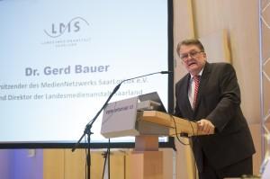 Dr. Gerd Bauer
