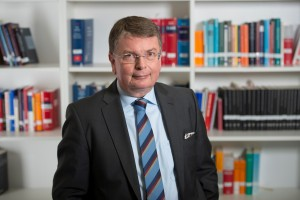 Vorsitzender Medienrat 8. Amtsperiode Prof. Dr. Stephan Ory