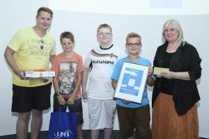 "Grundschule Wehrden ""Regenbogen-Schule"" und Gaius Pfiffikus e. V."