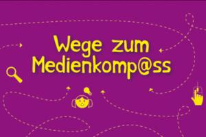 Logo Wege zum Medienkompass