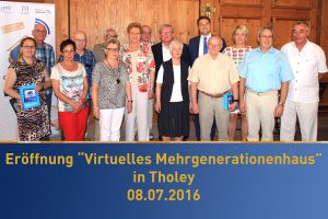 Eröffnung VMGH Tholey